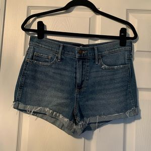 Woman's Hollister Jean shorts